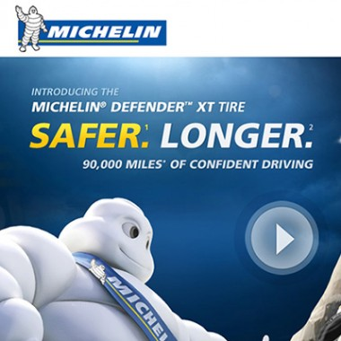 Michelin Defender XT